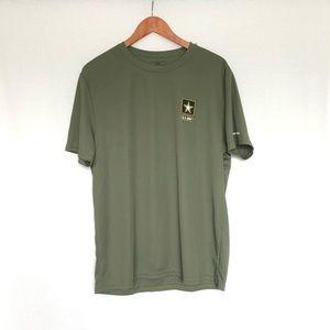 Army lightweight athletic shirt